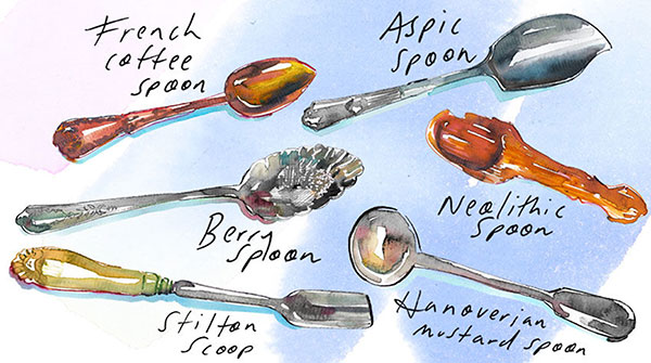 The Surprising History of Spoons