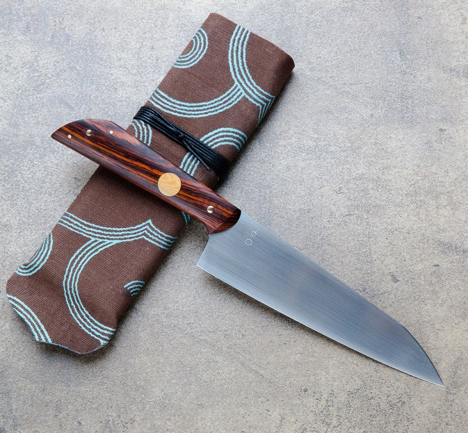 Full-Tang Cocobolo Personal Chef