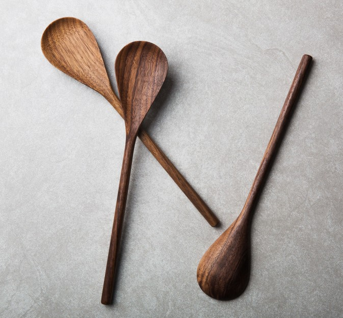 Wooden Mixing Spoon