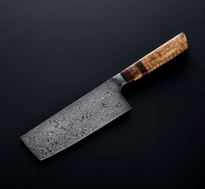 101-Layer Nakiri 170mm