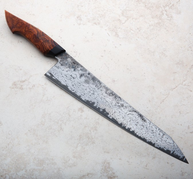 Desert Ironwood Gyuto 280mm