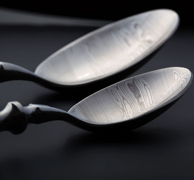 Damasteel Luxury Flatware Set