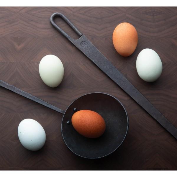 Forged Egg Spoon Eatingtools Com