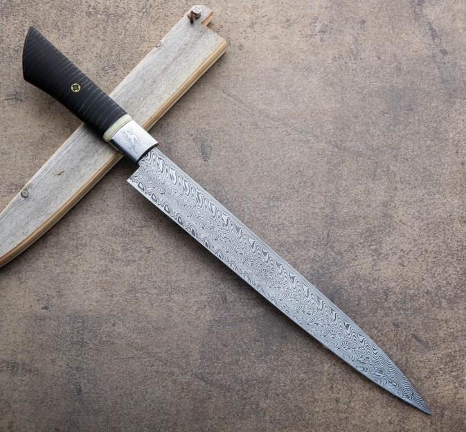 Dragon Damasteel Slicer 270mm