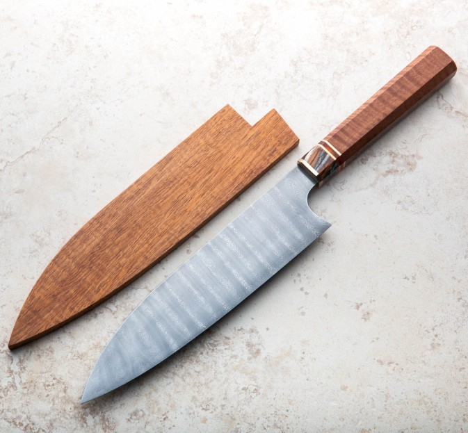 Starwood Damascus Gyuto 214mm
