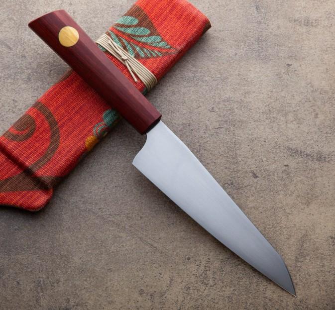 Exhibition Bloodwood Kiritsuke 185mm