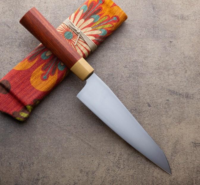Bloodwood Stainless Kiritsuke 185mm