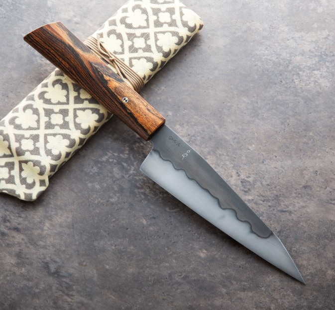 Medium Bocote Kiritsuke 165mm