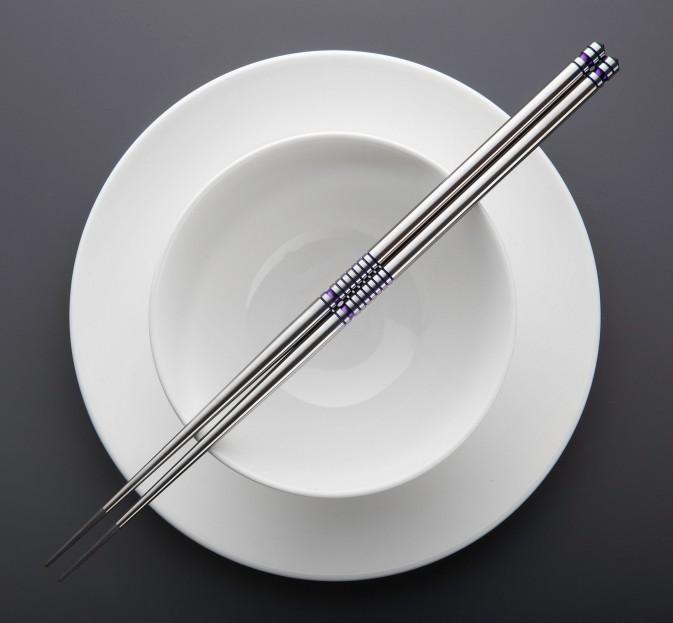 TiStix V2 Titanium Chopsticks