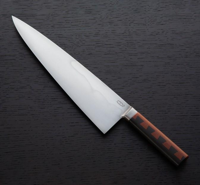 Zipper Micarta Integral Chef 245mm