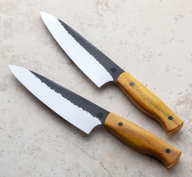 Osage Orange Petty Chef 160mm