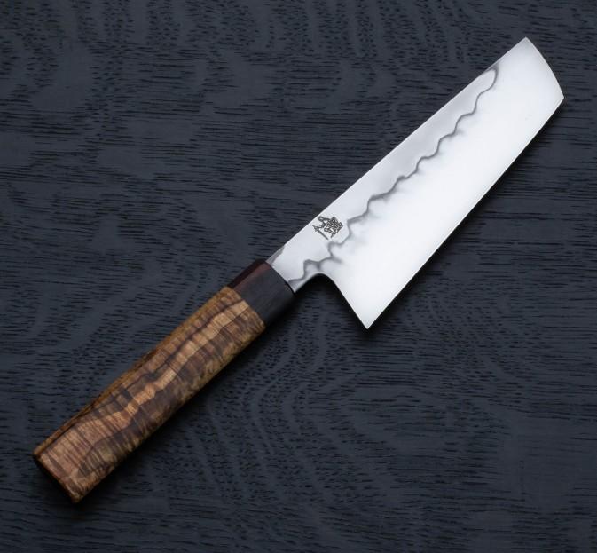 Boxelder Honyaki Nakiri 135mm