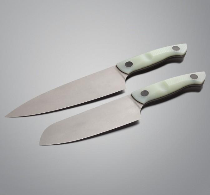 Vox Chef & Santoku - Natural G10