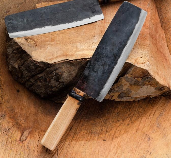 Anseong Vegetable Knife 185mm