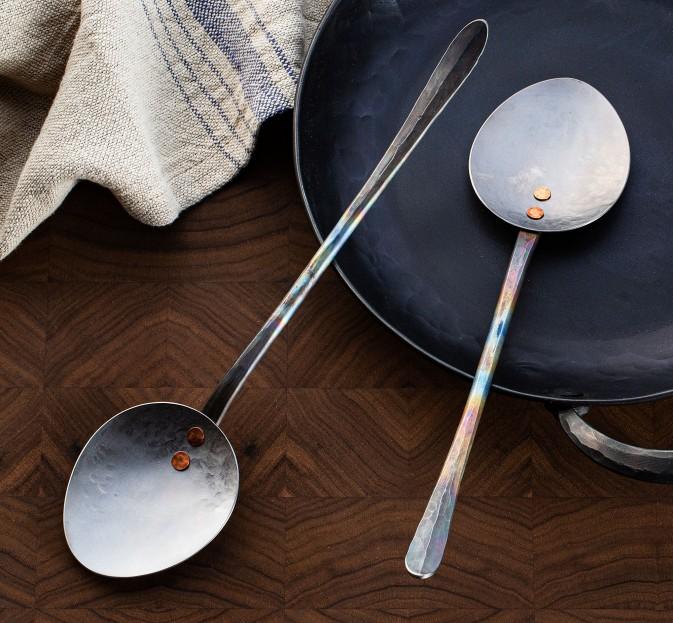 Titanium Kitchen Utility Spoon