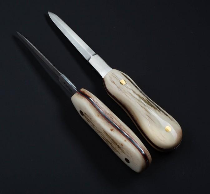 Elk Oyster Knife