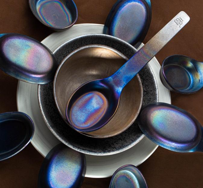 Titanium Ramen Spoon