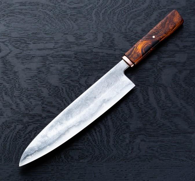 Ironwood Mokume Gyuto 230mm