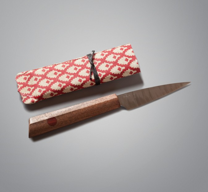 Mesquite & Bloodwood Paring Knife