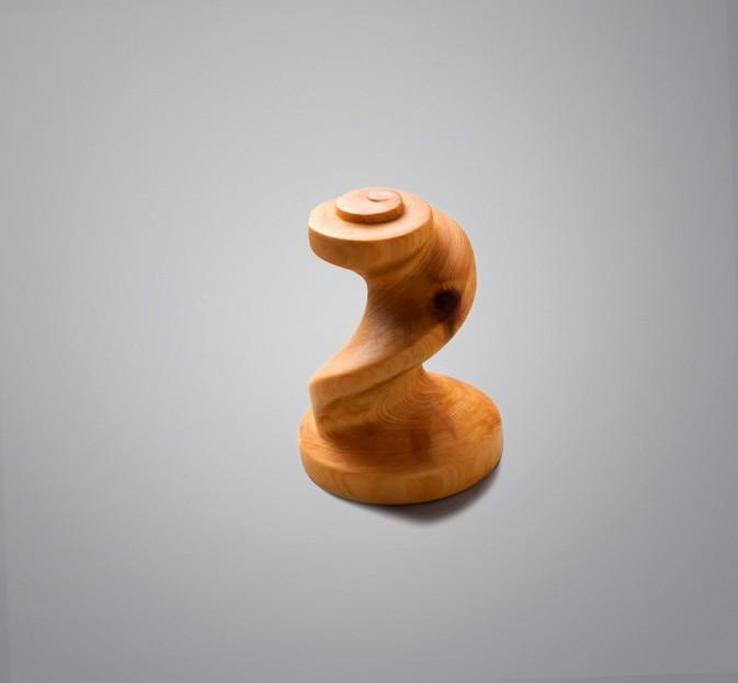 Spiral Espresso Tamper