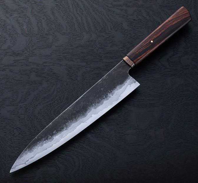 Suminagashi Ironwood Gyuto 280mm