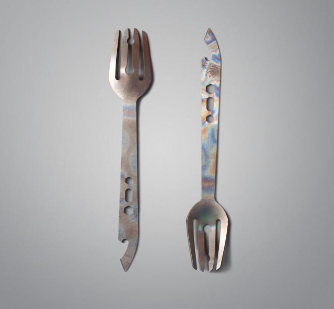 AK Titanium Fork