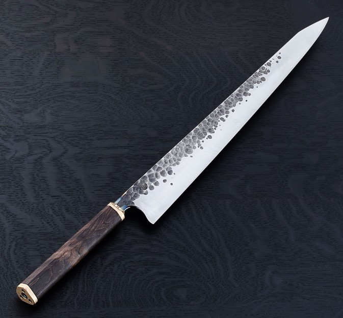 Bronze Birch Sujihiki 375mm