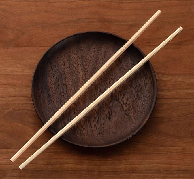 Octagonal Cherry Cooking Chopsticks