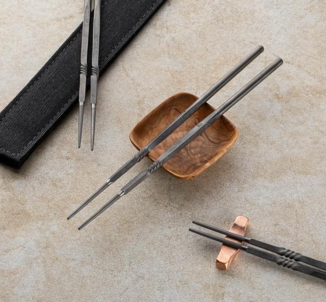 Forged Titanium Chopsticks