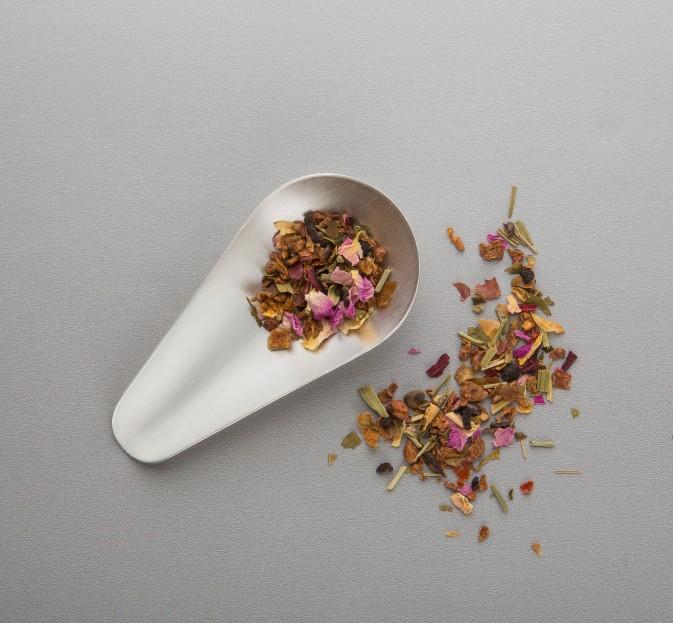 Copper & Tin Tea Scoop