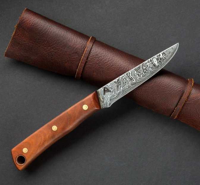 Damascus Paring Knife