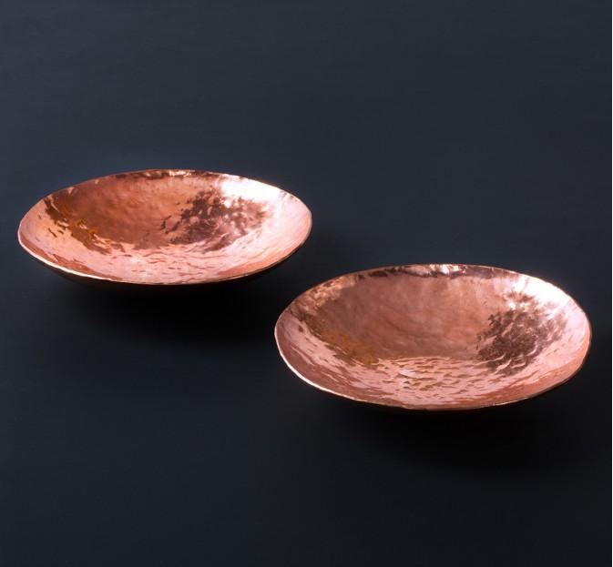Medium Copper Bowl