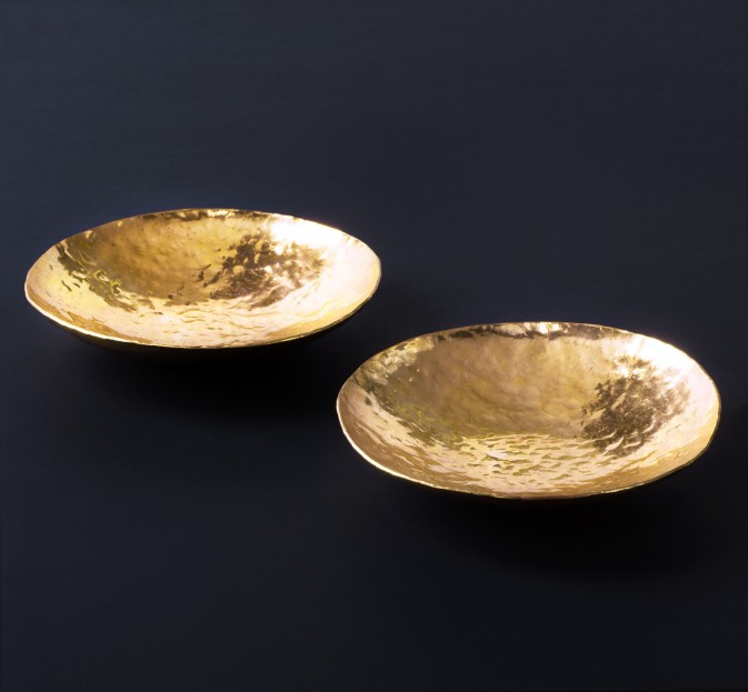 Medium Brass Bowl