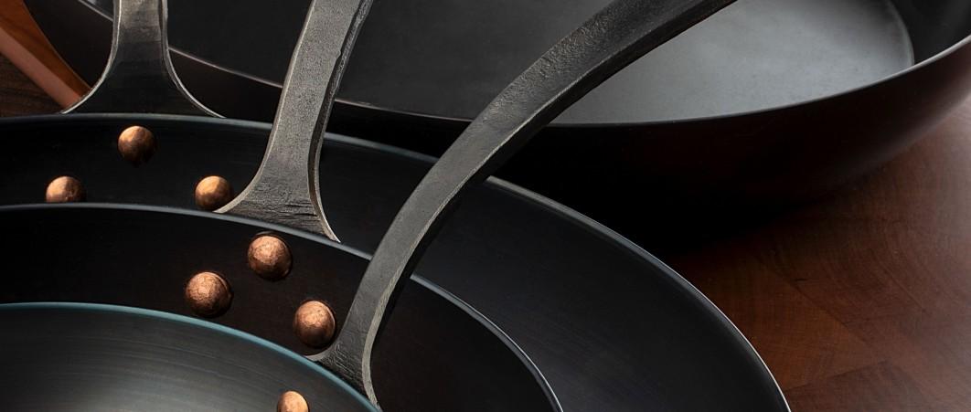 Copper & Carbon Cookware