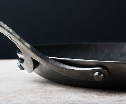 The Blanc Creatives large Sauté Pan available for immediate delivery. $245.