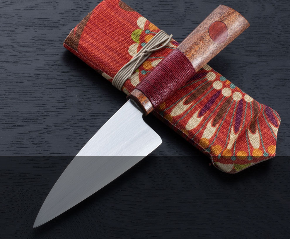 Shop handmade and small-batch custom chef knives
