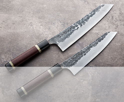 Limited Edition K-Tip Gyuto 180mm & 215mm Available now from Tojiro of Japan. $415 - $450.