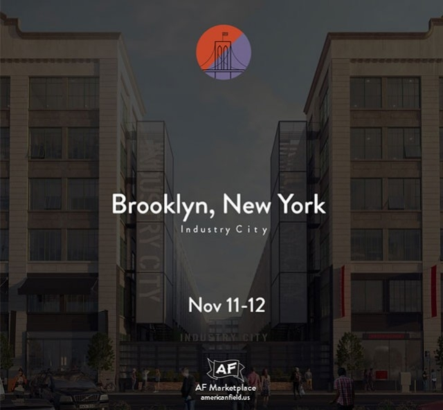 Join Us in Brooklyn at American Field