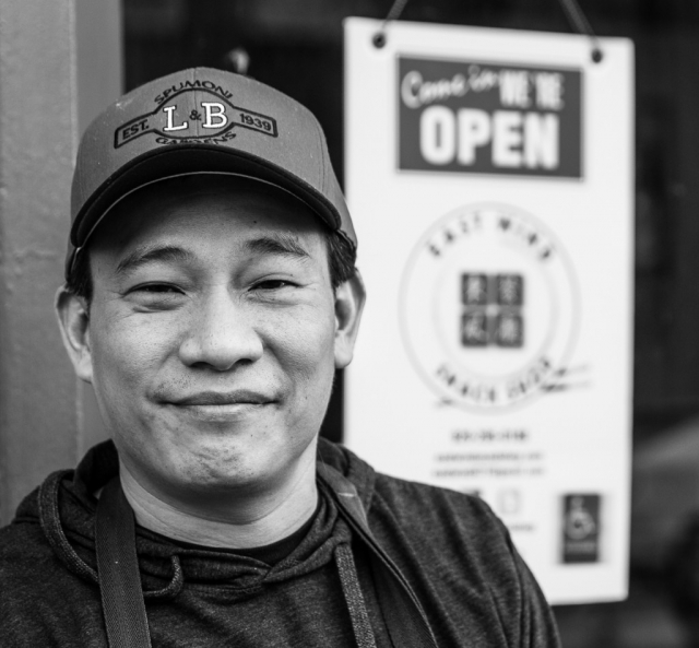 Chef Chris Cheung on NYC's Food Scene and His Knife and Spoon Obsession