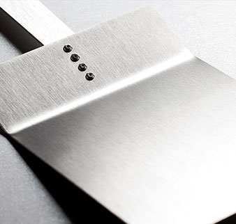 A limited number of Draper Titanium Spatulas are available now.