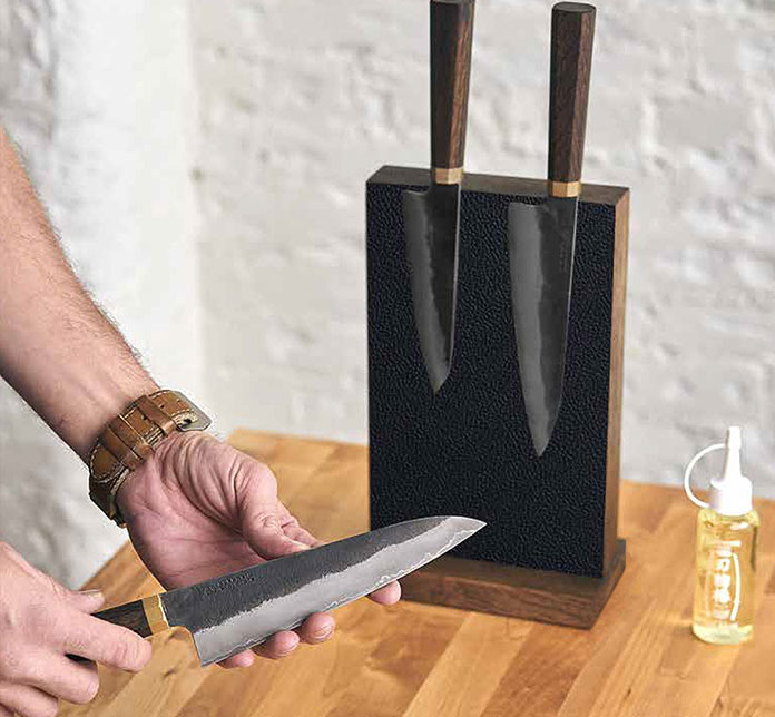 Living Steel 626 - Fine Chef Knives & Kitchen Accessories.